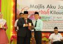 YB Tuan Haji Aminolhuda Meriahkan Glorious Tun Habab
