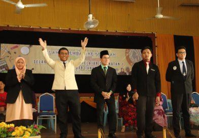 Muhammad Haziq Farhat Menang Kerusi Ketua Pelajar