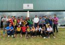 Program Latihan Kriket Impak Tinggi