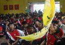 Penyampaian Hadiah Acara Sebelum kejohanan Olahraga Tahunan