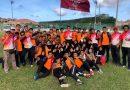SMK Tun Habab Naib Johan Kejohanan Padang dan Balapan MSSD