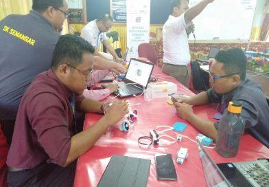 Bengkel Pengenalan Robotik Lego Education