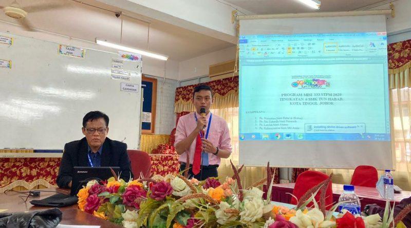 Audit Semester 2 STPM 2020 Bersama Pengetua