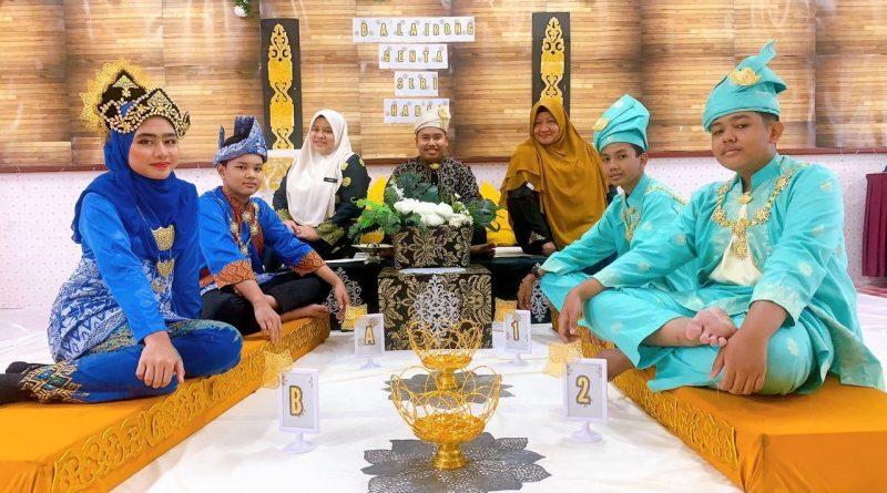 Genta Seri Habab Mengekalkan Kebitaraan Dalam Pesta Pantun Peringkat Negeri Johor