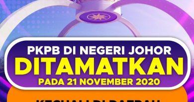 PKPB Diteruskan di Kota Tinggi