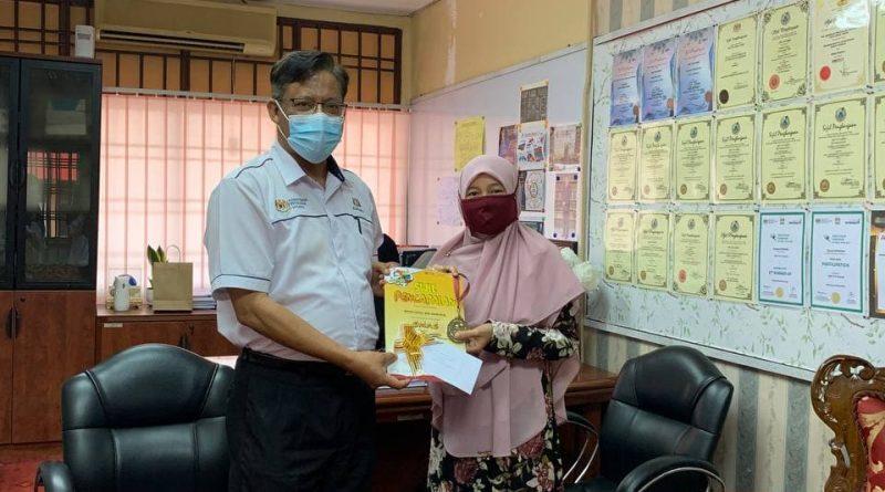 SMK Tun Habab Menang Penyertaan Cabaran 3 Minit STEM Terbanyak