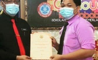 Watikah Pelantikan Exco Kepimpinan Asrama