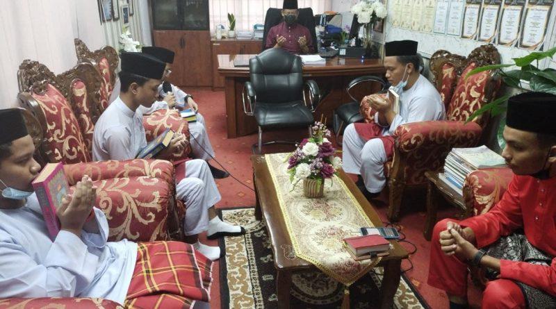 Majlis Khatam Al Quran 1442H